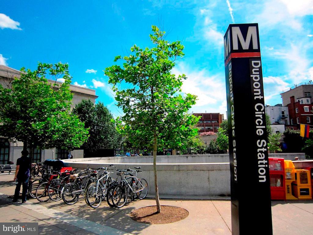 Metro steps away - 1275 25TH ST NW #808, WASHINGTON