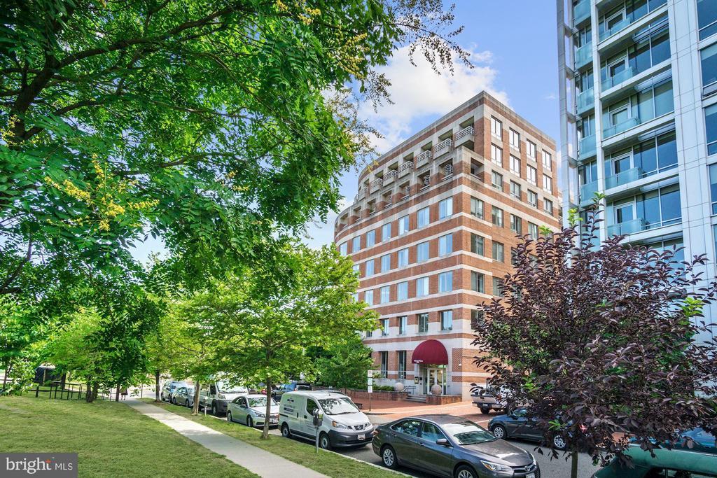 Building - 1275 25TH ST NW #808, WASHINGTON