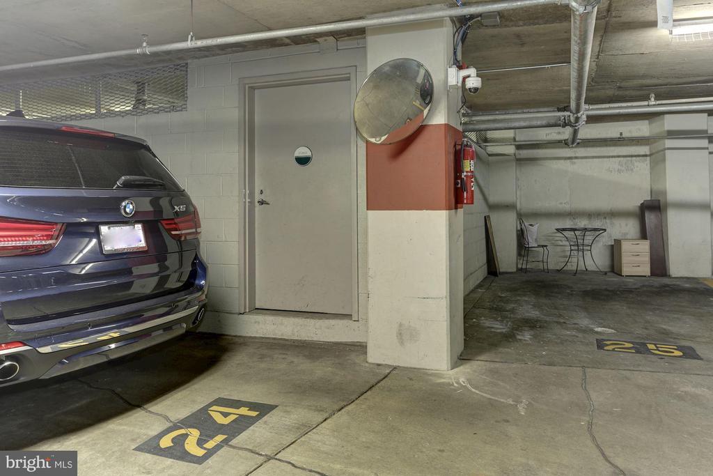 Parking spot 35 - 1275 25TH ST NW #808, WASHINGTON
