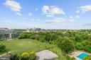 Spectacular views on the park. - 1275 25TH ST NW #808, WASHINGTON
