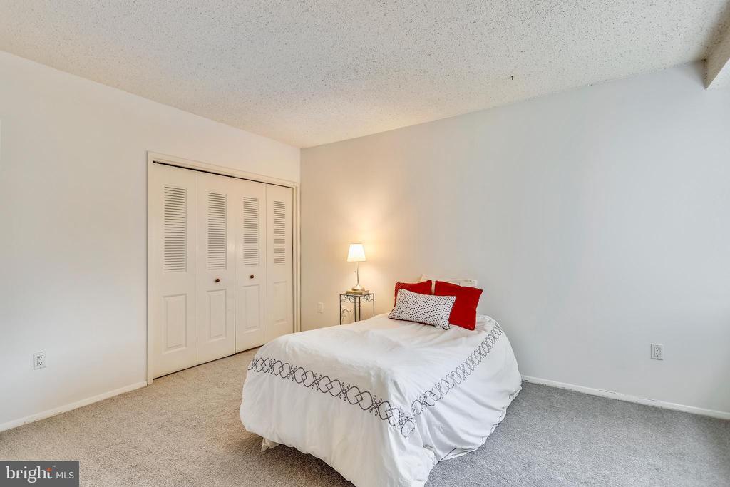 Large closet with built-ins. - 4141 N HENDERSON RD #1011, ARLINGTON