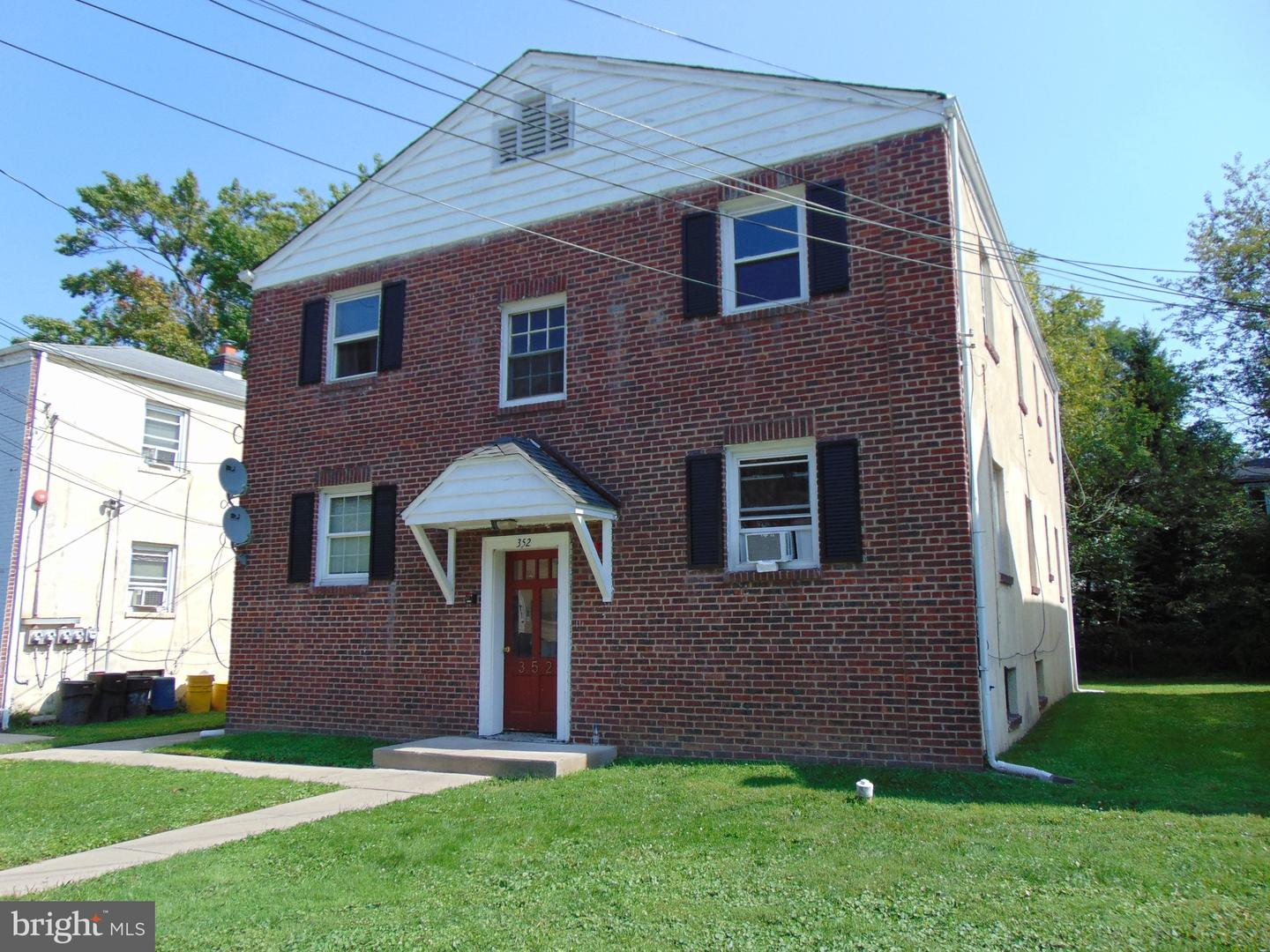 Multi Family for Sale at Trenton, New Jersey 08618 United States