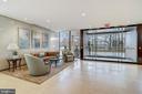Secured lobby entrances. - 4141 N HENDERSON RD #1011, ARLINGTON