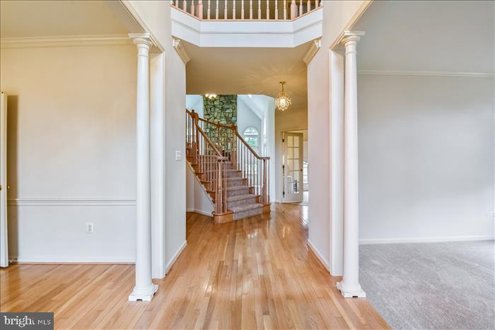 Grand Foyer - 13906 LEETON CIR, CHANTILLY