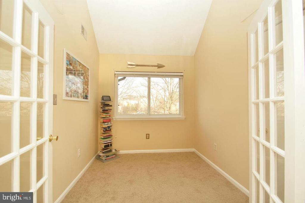 Bedroom #2 (can serve as a den or office) - 10815 AMHERST AVE #C, SILVER SPRING