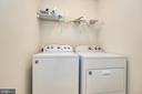 Upper level laundry - 5947 TUMBLE CREEK CT, HAYMARKET