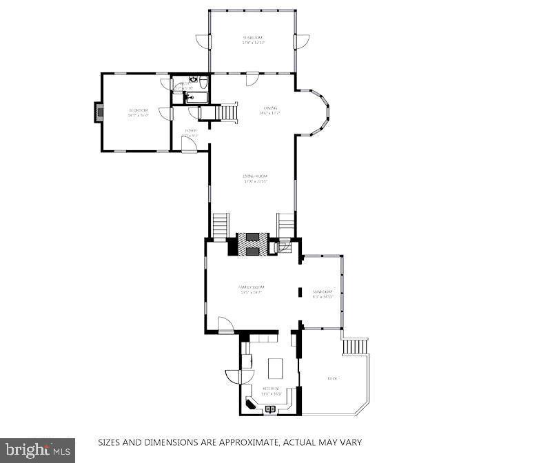 Main Estate - 4005 BELLE RIVE TER, ALEXANDRIA