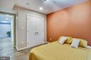 bedroom - 1466 HARVARD ST NW #A-1, WASHINGTON