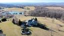View of neighboring pond & Blue Ridge Mountains - 16080 GOLD CUP LN, PAEONIAN SPRINGS