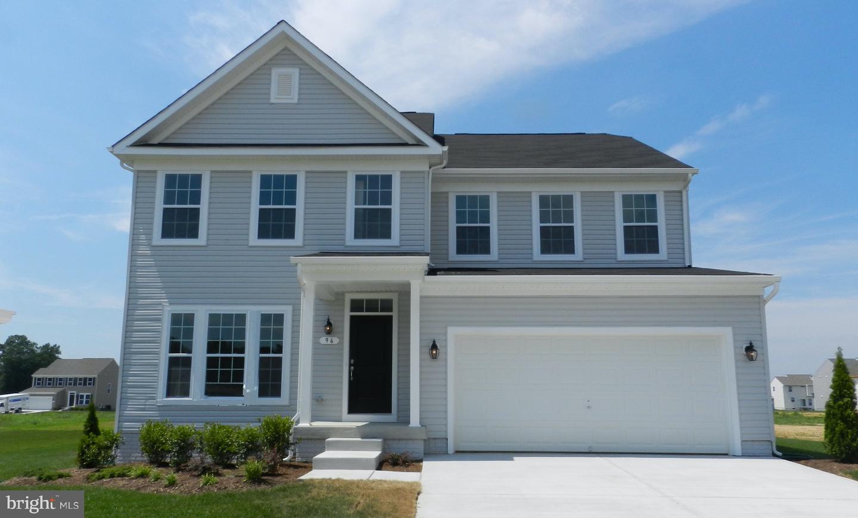 Single Family Homes vì Bán tại Hartly, Delaware 19953 Hoa Kỳ