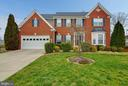 BRICK FRONT COLONIAL - 5014 QUELL CT, WOODBRIDGE