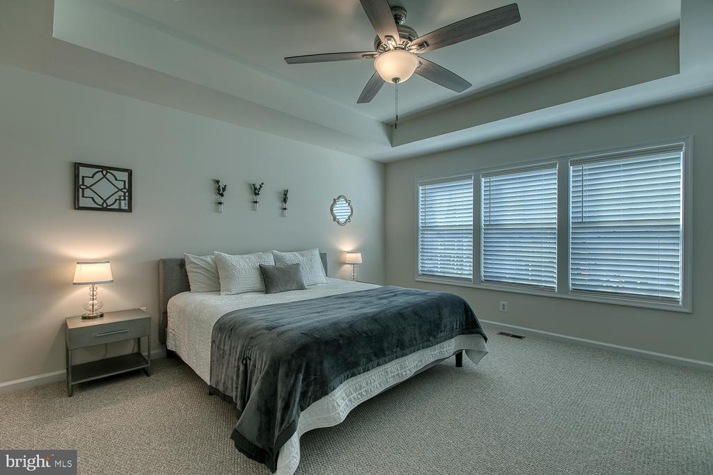 Master bedroom - 332 BOXELDER DR, STAFFORD