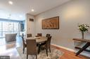 Large Dining Area - 1739 ALICEANNA ST, BALTIMORE