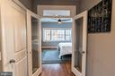Private Fourth Level Bedroom - 1739 ALICEANNA ST, BALTIMORE