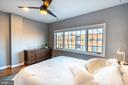Light-Filled Spacious Fourth Level Bedroom - 1739 ALICEANNA ST, BALTIMORE