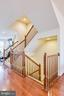 STAIRCASE - 6963 COUNTRY CLUB TER, NEW MARKET