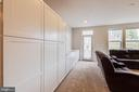 BUILT IN CABINETRY - 6963 COUNTRY CLUB TER, NEW MARKET