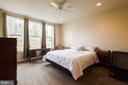 MASTER BEDROOM - 6963 COUNTRY CLUB TER, NEW MARKET