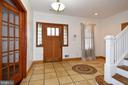 Foyer - 409 58TH ST NE, WASHINGTON