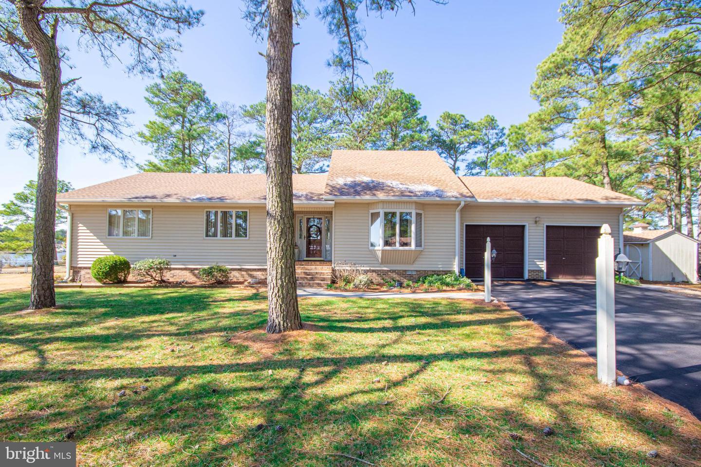 Single Family Homes için Satış at Crisfield, Maryland 21817 Amerika Birleşik Devletleri