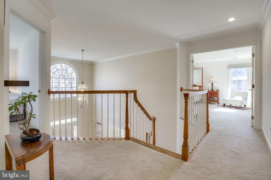 Upper Level Landing and Nook - 12110 WALNUT BRANCH RD, RESTON