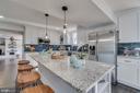 Fabulous Farm Kitchen!!! - 6349 LOUISIANNA RD, LOCUST GROVE
