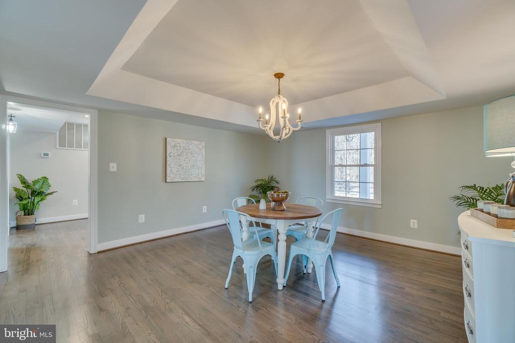 Check out the Tray Ceiling!!! - 6349 LOUISIANNA RD, LOCUST GROVE