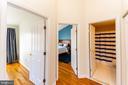 Hallway Bedroom 2 and Bedroom 3 - 1911 LOGAN MANOR DR, RESTON