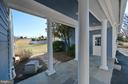 Breezeway from detached garage to mud room - 16080 GOLD CUP LN, PAEONIAN SPRINGS