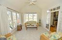 Sun room with French doors to family room - 16080 GOLD CUP LN, PAEONIAN SPRINGS