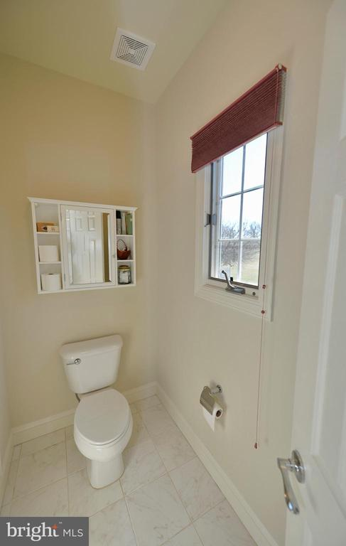 Master bath private water closet - 16080 GOLD CUP LN, PAEONIAN SPRINGS