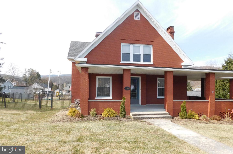 Single Family Homes pour l Vente à Bedford, Pennsylvanie 15522 États-Unis
