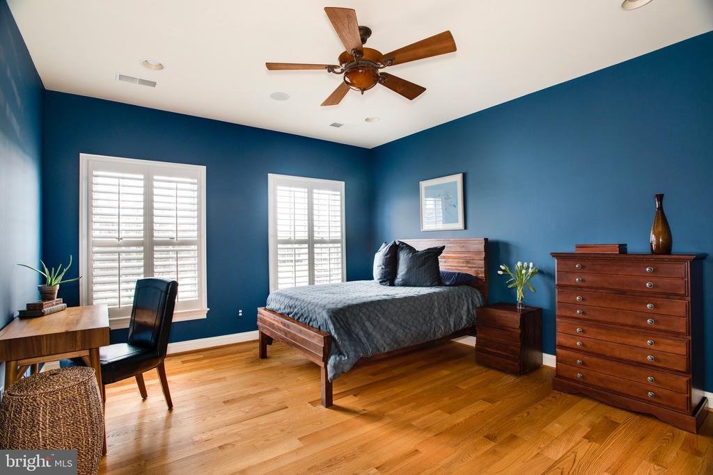 1 of 5 Second Floor Bedrooms - 9110 DARA LN, GREAT FALLS