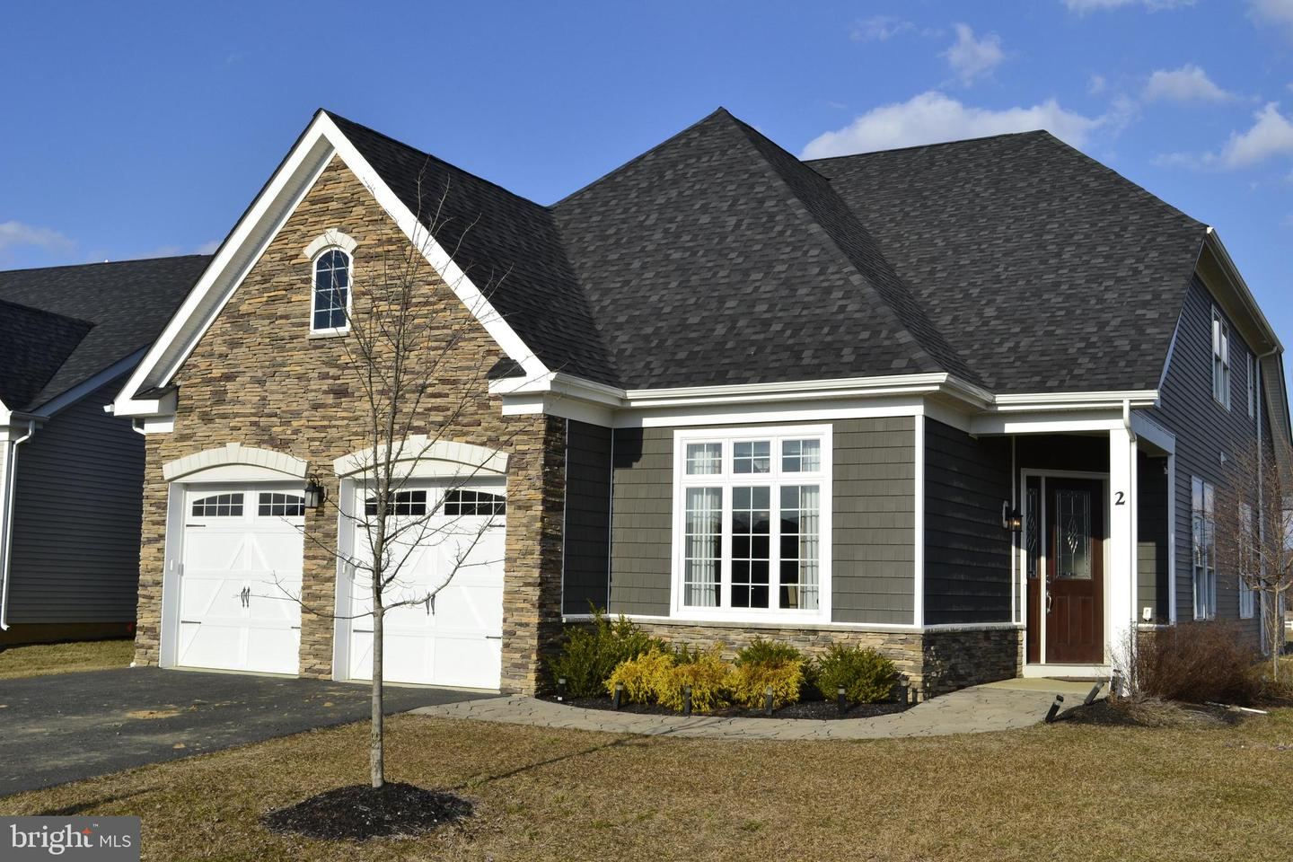 Single Family Homes for Sale at Robbinsville, New Jersey 08520 United States