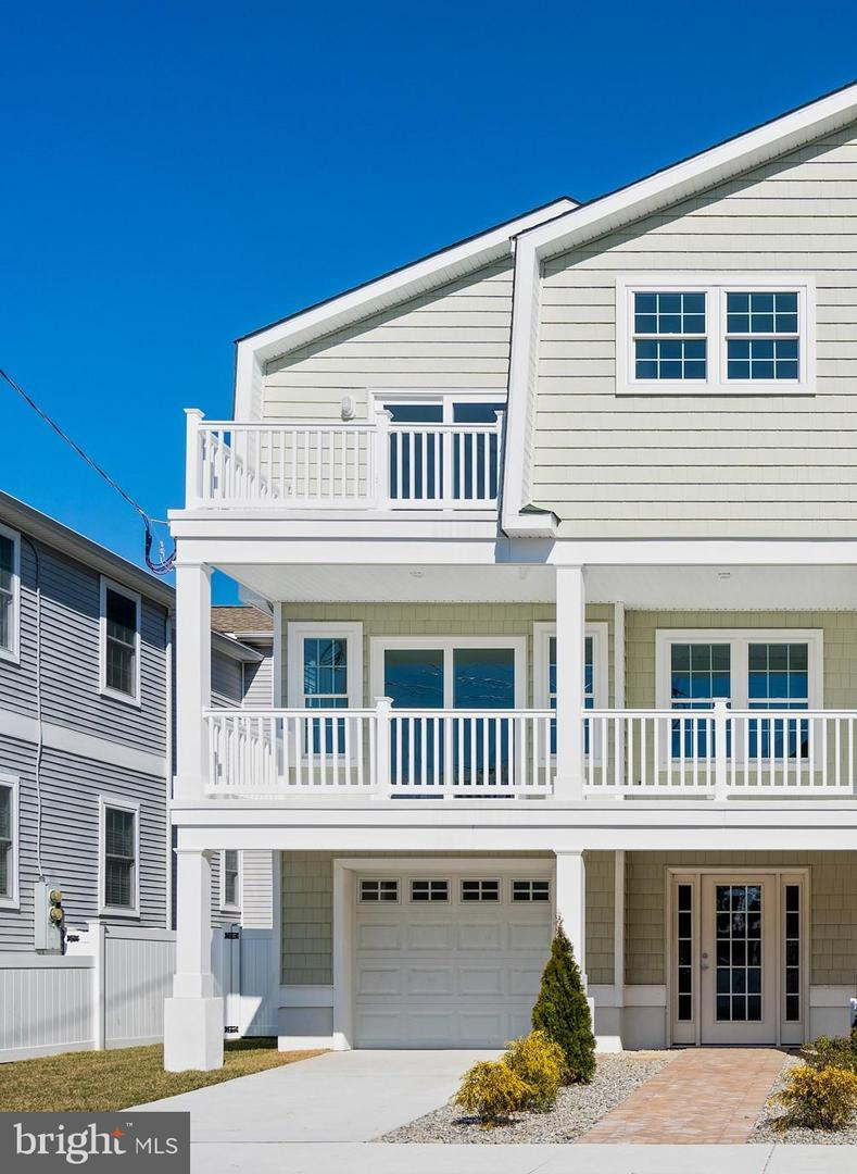 Single Family Homes 为 销售 在 怀尔德伍德, 新泽西州 08260 美国