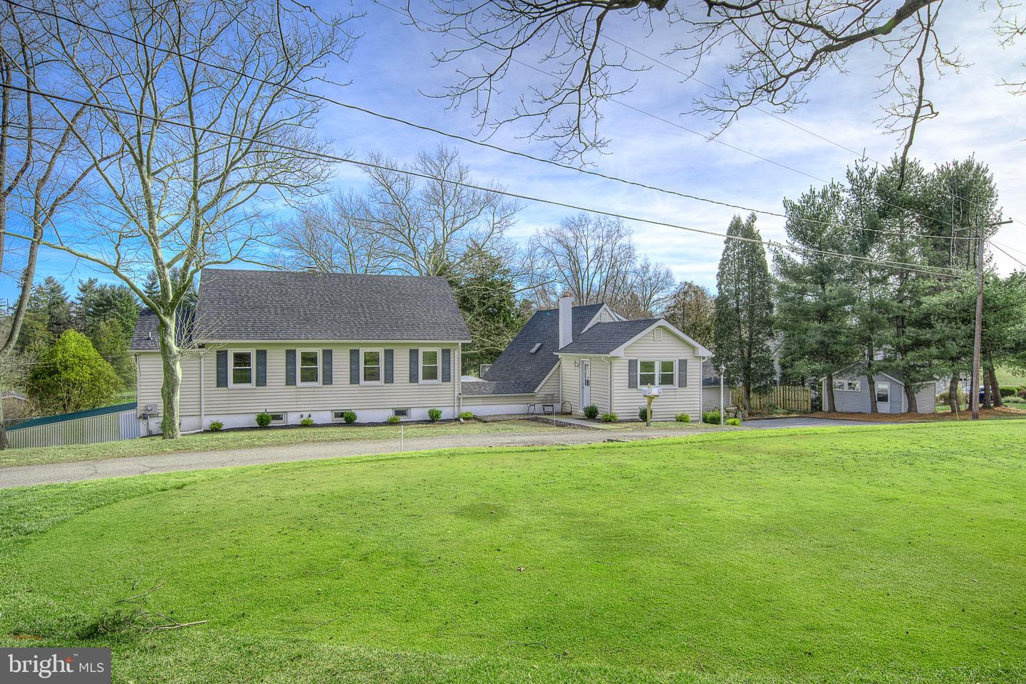 Single Family Homes for Sale at Ringoes, New Jersey 08551 United States