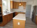 NEW BIRCH CABINETS AND QUARTZ COUNTER TOPS - 43 JASON LN, STAFFORD