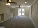 HUGE LOWER LEVEL REC ROOM - 43 JASON LN, STAFFORD