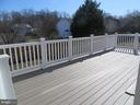REAR DECK - 43 JASON LN, STAFFORD