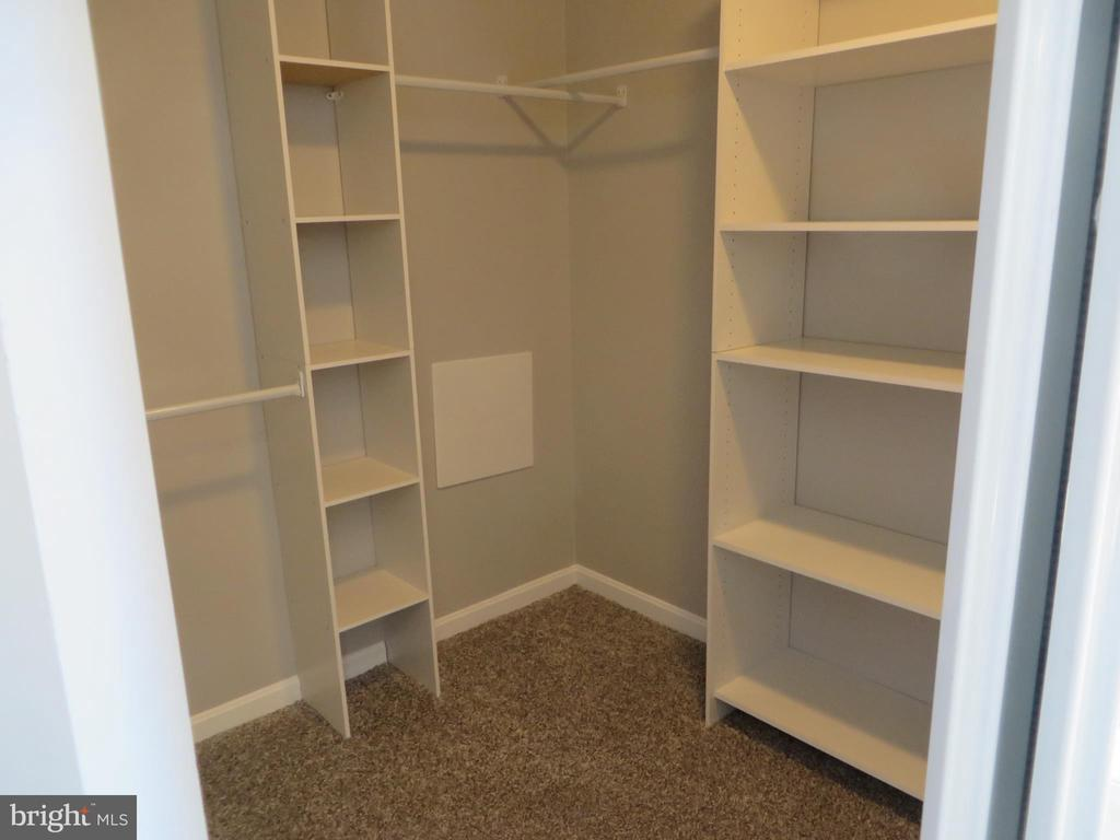 WALK IN CLOSET IN MBR - 43 JASON LN, STAFFORD