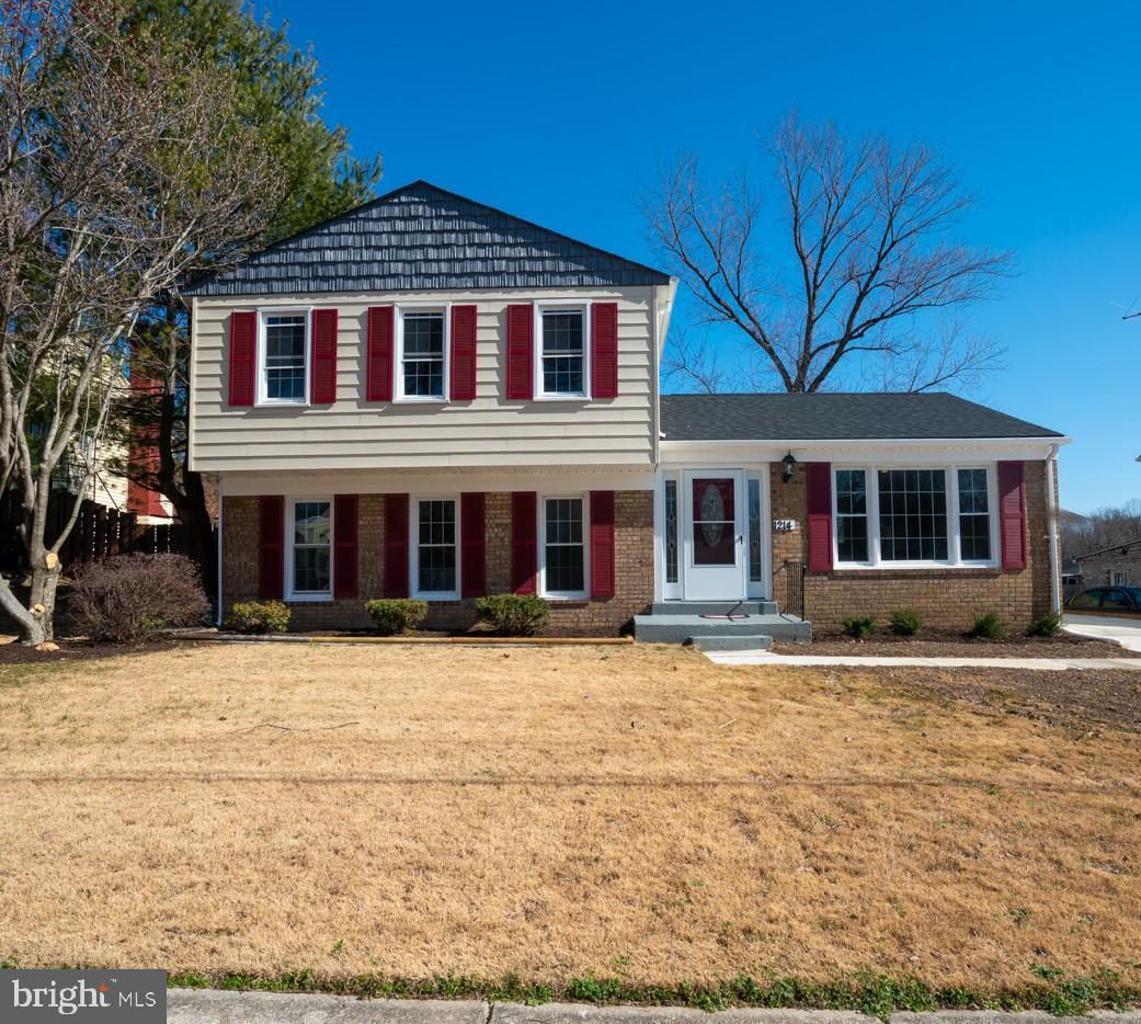 Single Family Homes para Venda às District Heights, Maryland 20747 Estados Unidos