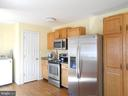 Stainless steel appliances - Pantry - 5415 MOLLYS GLN, MINERAL