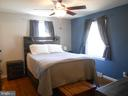 Master Bedroom - Hardwood Floor - 5415 MOLLYS GLN, MINERAL