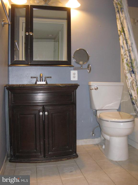 Bathroom upgrades - 1951 SAGEWOOD LN #18, RESTON