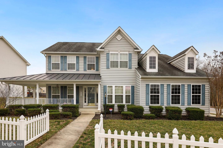 Single Family Homes para Venda às Accokeek, Maryland 20607 Estados Unidos