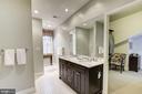 Dream Master Bathroom - 7600 GLENDALE RD, CHEVY CHASE