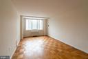 master bedroom - 10401 GROSVENOR PL #527, ROCKVILLE