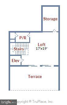 Floor Plan, Level 4 - 44665 BRUSHTON TER, ASHBURN