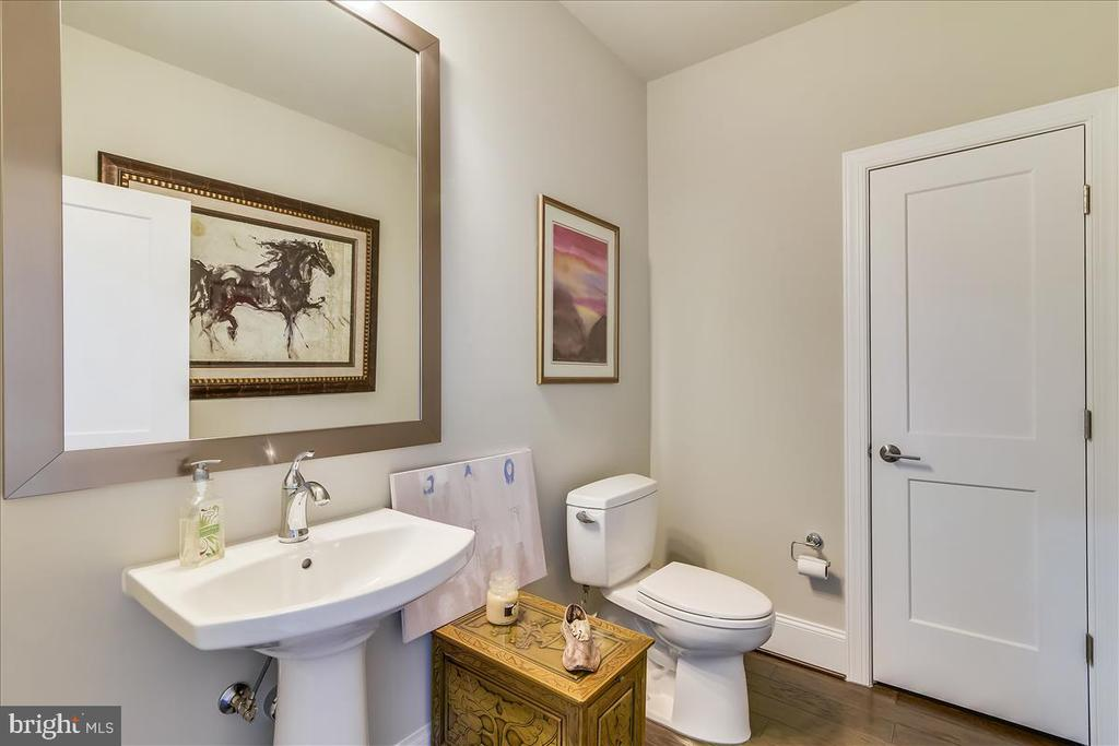 Powder  Room #2, Level 4 - 44665 BRUSHTON TER, ASHBURN