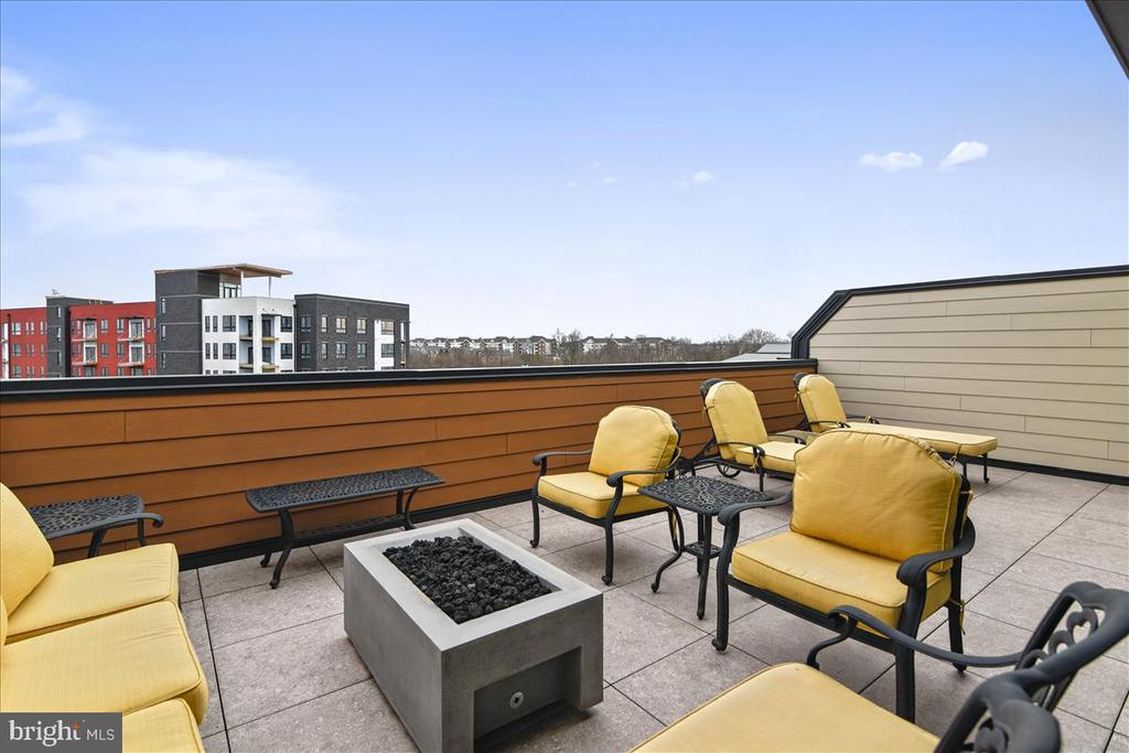 Roof Top Terrace, Level 4 - 44665 BRUSHTON TER, ASHBURN